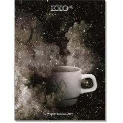 exo universe 2017 musim dingin khusus album cd booklet item