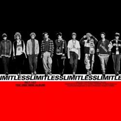 nct 127 безлимитный 2-й мини-альбом cd фотоальбом