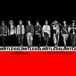 nct 127 limitless 2nd mini album cd photo book card