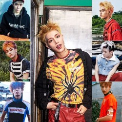 nct 127 1st mini album cd fotobok fotokort