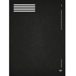 2015 big bang world tour laget i seoul dvd 3disc mini plakat fotobok holdere