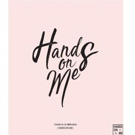 chungha ръцете ми 1-мини албум cd брошура карта картичка k поп ioi 101