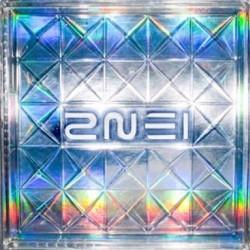 2ne1 1 mini album CD foto boekie k pop verseëlde yg vuur Ek gee nie om lolly