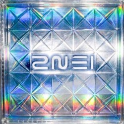 2ne1 1st mini album cd foto broszura k pop sealed yg ogień nie obchodzi mnie lollipop