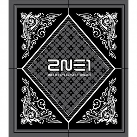 2ne1 nolza 1st live concert cd