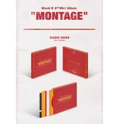 block b montage 6th mini album