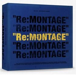 blok b re montage přebalit album cd brožura foto karta polaroid kalendář