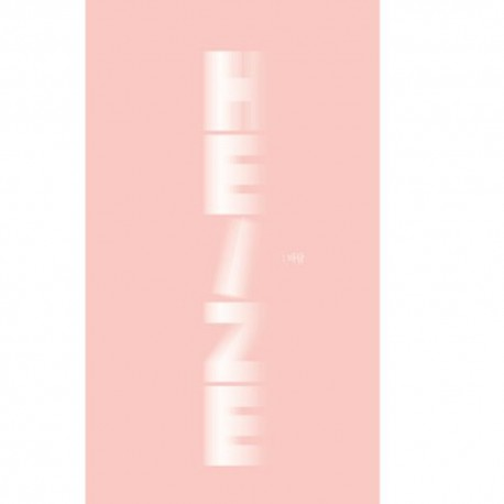 heize wind mini album normal ver cd booklet photo card