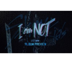 stray kids i am not 1st mini album random ver cd photo book card post gift
