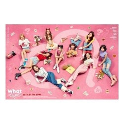 Twice What is Love 5th Mini Album Willekeurige CD Book Card etc Gift