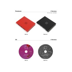 VIXX Eau De Vixx harmadik album készlet
