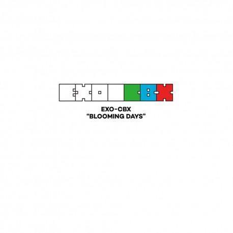EXO CBX BLOOMING DAYS 2 Version set