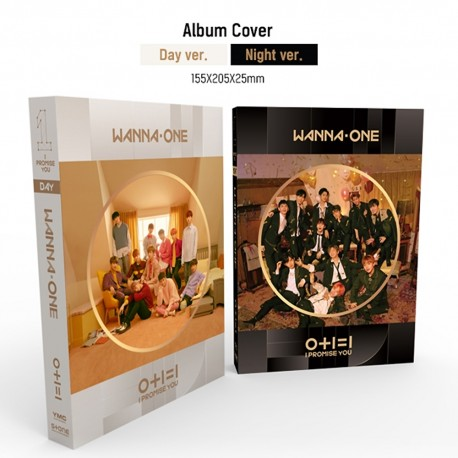 wanna one i promise you 2nd mini album