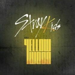 stray kids jeg er ikke 1. mini album tilfældigt ver cd foto bog kort post gave