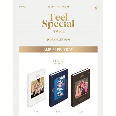 Twice What is Love 5th Mini Album Random CD Book Card etc Gift