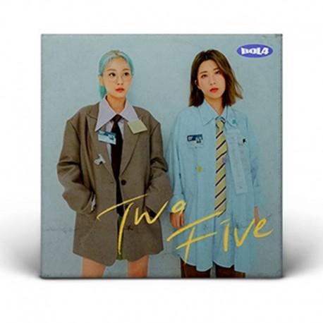 bolbbalgan4 two five mini album