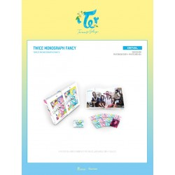 twice photo book dupttoka2/fancy monograph/twicezine3