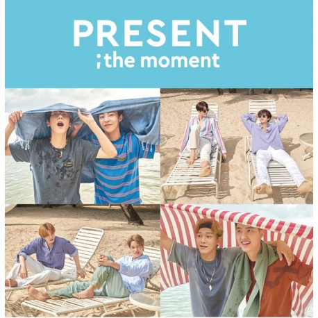 exo-present the moment