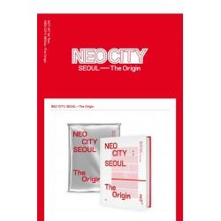 nct 127 neo city seoul the origin 1st tour album cd