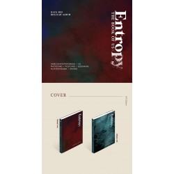 day6 moonrise 2ème album gold silver 2 ver