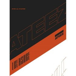 ateez treasure ep fin all to action 1st anniversary limited edtion