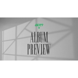 got7 yeux sur vous mini album 3 ver set carte livre photo cd
