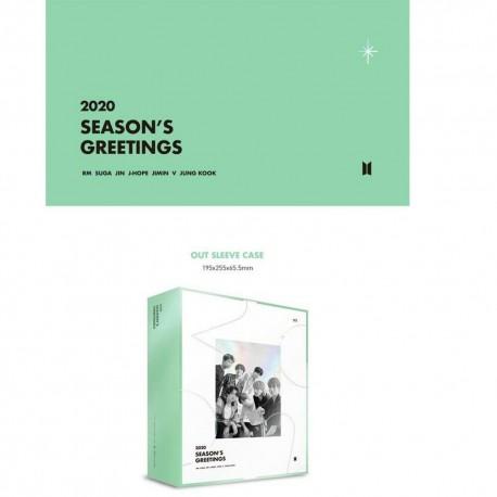 bts 2020 seasons greetings
