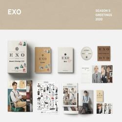 exo 2020 seasons greetings dvd
