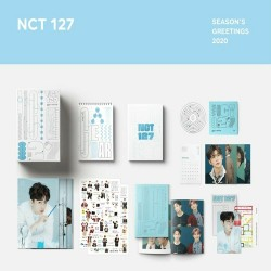 nct127 cherry bomba 3. mini album cd photo book photo card