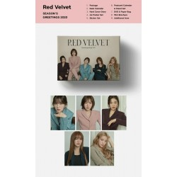 red velvet 2020 seasons greetings