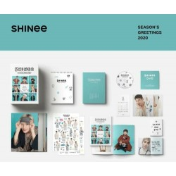 shinee amigo 1. album ompakning cd