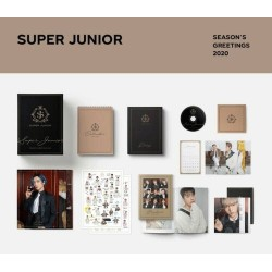 super junior 2020 seasons greetings