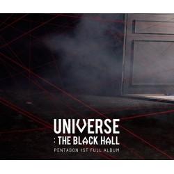pentagon universe the black hall 1st album
