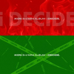 icon return 2nd album 2 ver set cd photo book post photo card sticker etc