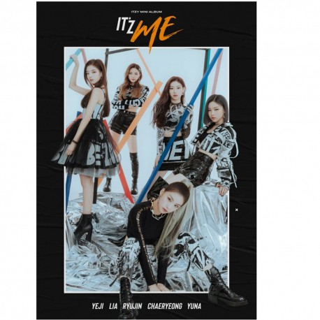 itzy it z me 2nd mini album