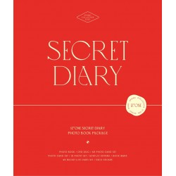 izone secret diary spring collection photobook
