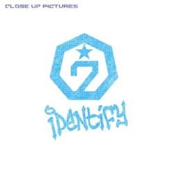 got7 identifiko albumin e parë të mbyllur deri cd, libër foto, 1p polaroid card