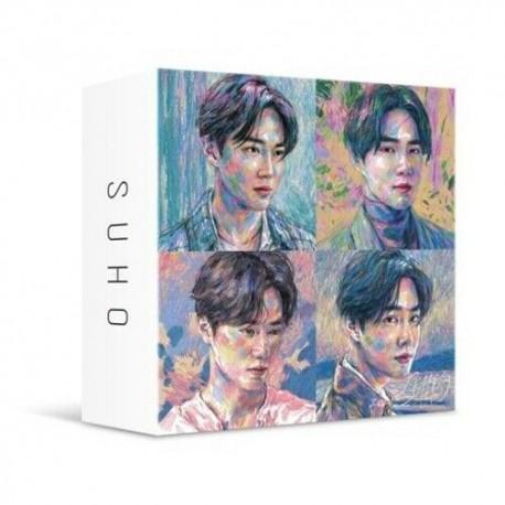 exo suho self portrait 1st mini album