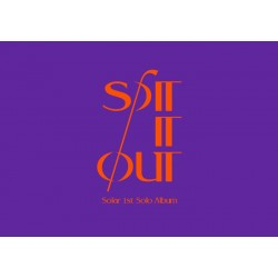 mamamoo sola spit it out 1st single album