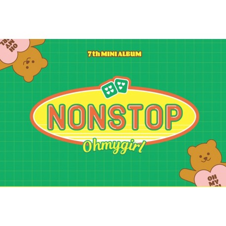 oh my girl nonstop 7th mini album