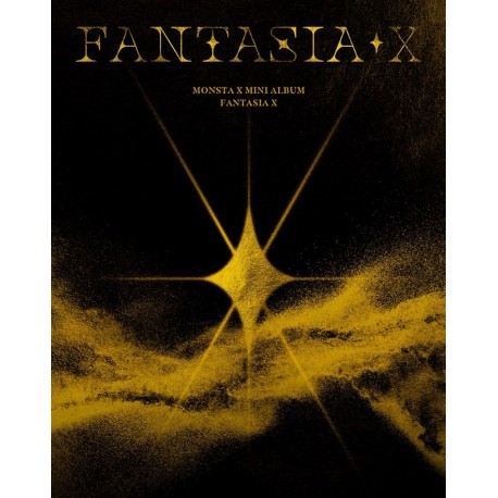 monsta x fantasia x 8th mini album cd