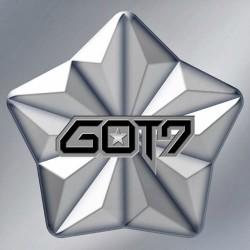 got7 ieguva 1 mini albumu cd, 32p foto buklets, 1p karte
