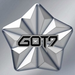 got7 lo consiguió 1er mini CD del álbum, 32p photo booklet, 1p card