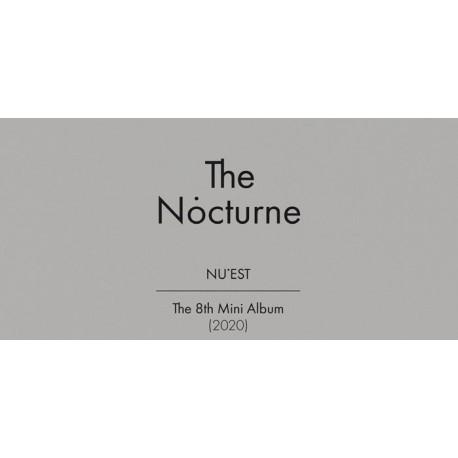 nu'est the nocturne 8th mini album