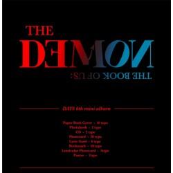 day6 the book of us the demon 6th mini album
