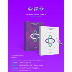 txt dream chapter:eternity 2nd mini album cd