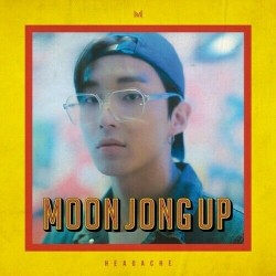 b.a.p moon jong up headache 1st single album