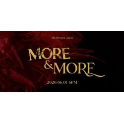 twice more and more 9th mini album cd