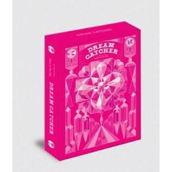 dreamcatcher prequel 1-oji mini albumo CD 1p nuotraukų kortelė 64 p nuotraukų knyga