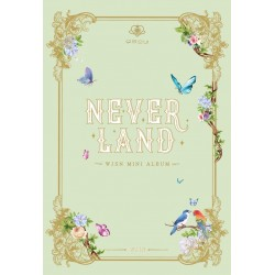 wjsn cosmic girls neverland 8th mini album cd